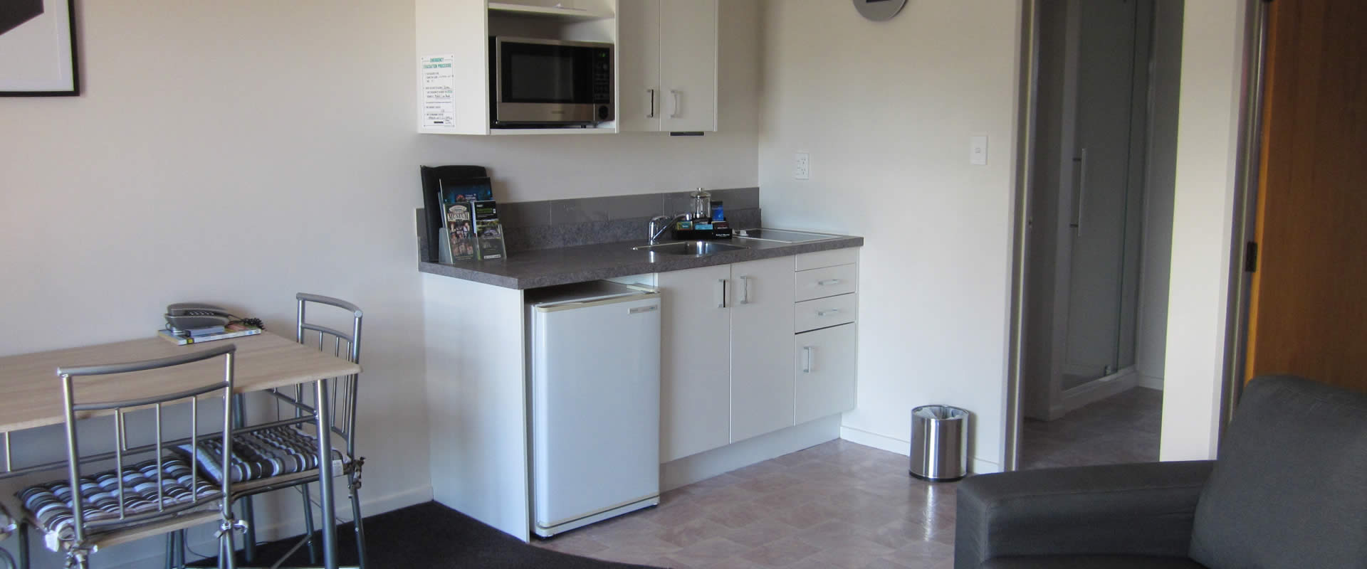 Kiwi Court Motel - Hawera Accommodation Room Facilities